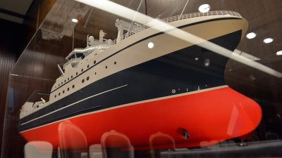 Fleet of six for Russian Fishery Company