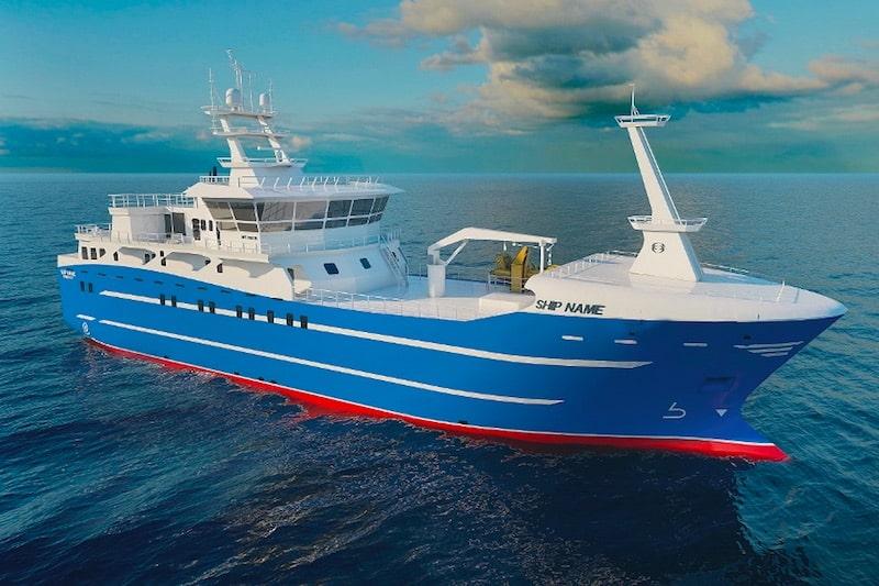 Northern Shipyard lays latest longliner keel