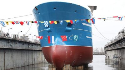 Severnaya Verf launches first of longliner series