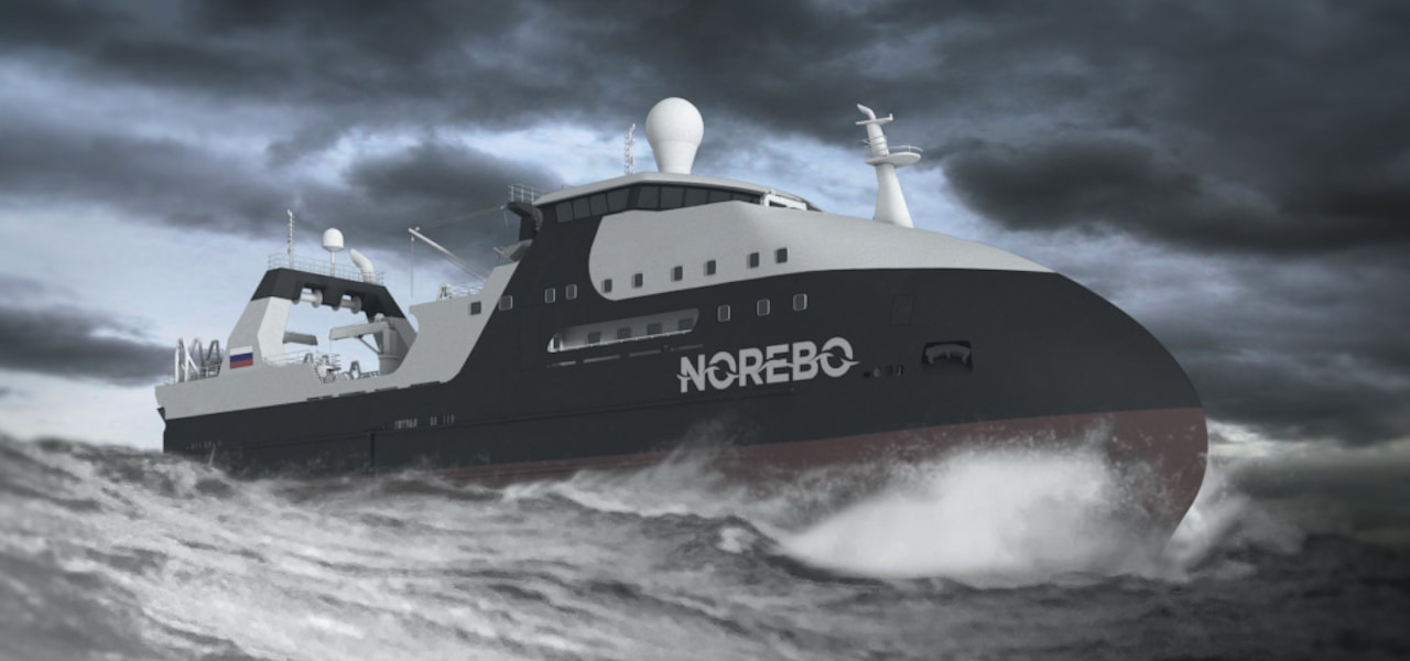 Work starts on fourth Norebo Kapitan trawler