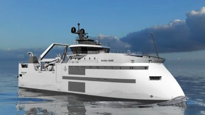 New generation trawler design from Ulstein