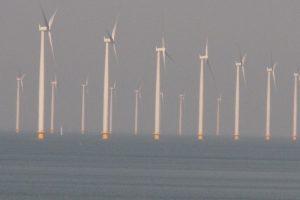 Wind turbines on the IJsselmeer - @ Fiskerforum