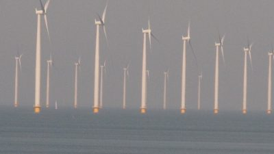 Vissersbond: Stop North Sea windfarms