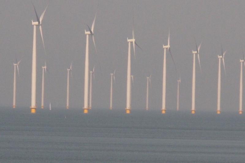 Vissersbond: Stop North Sea windfarms