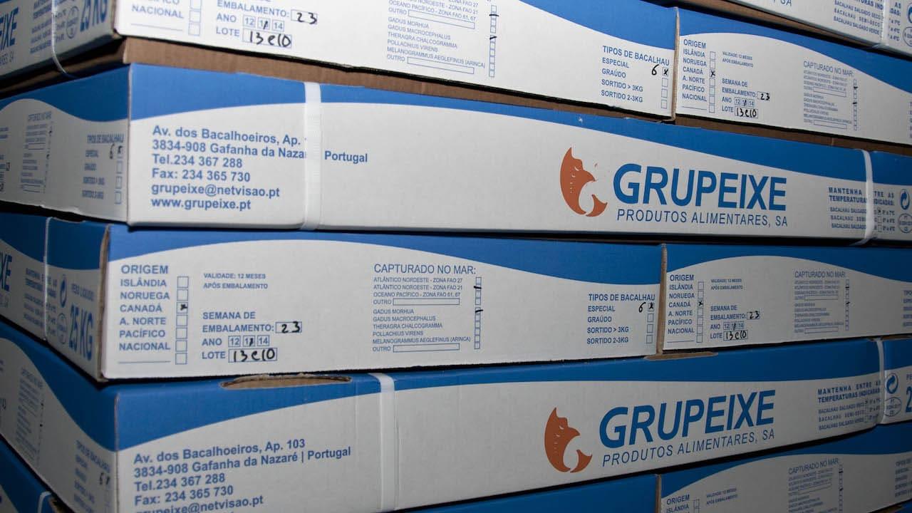 VSV acquires Portuguese saltfish producer - FiskerForum