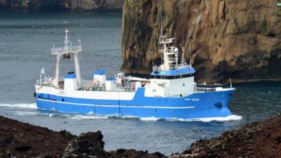Veteran Icelandic trawler sold to Spain