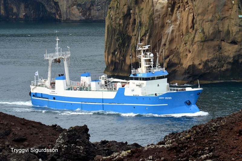 Veteran Icelandic trawler sold to Spain