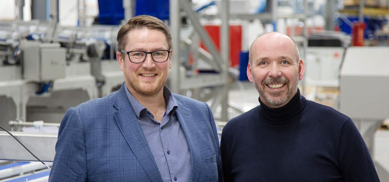 Industry veteran heads Valka sales