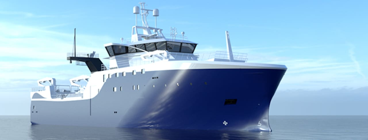 New factory trawler for Faroese fleet