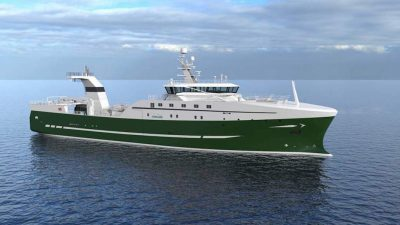 Second Nergård trawler order for Vard