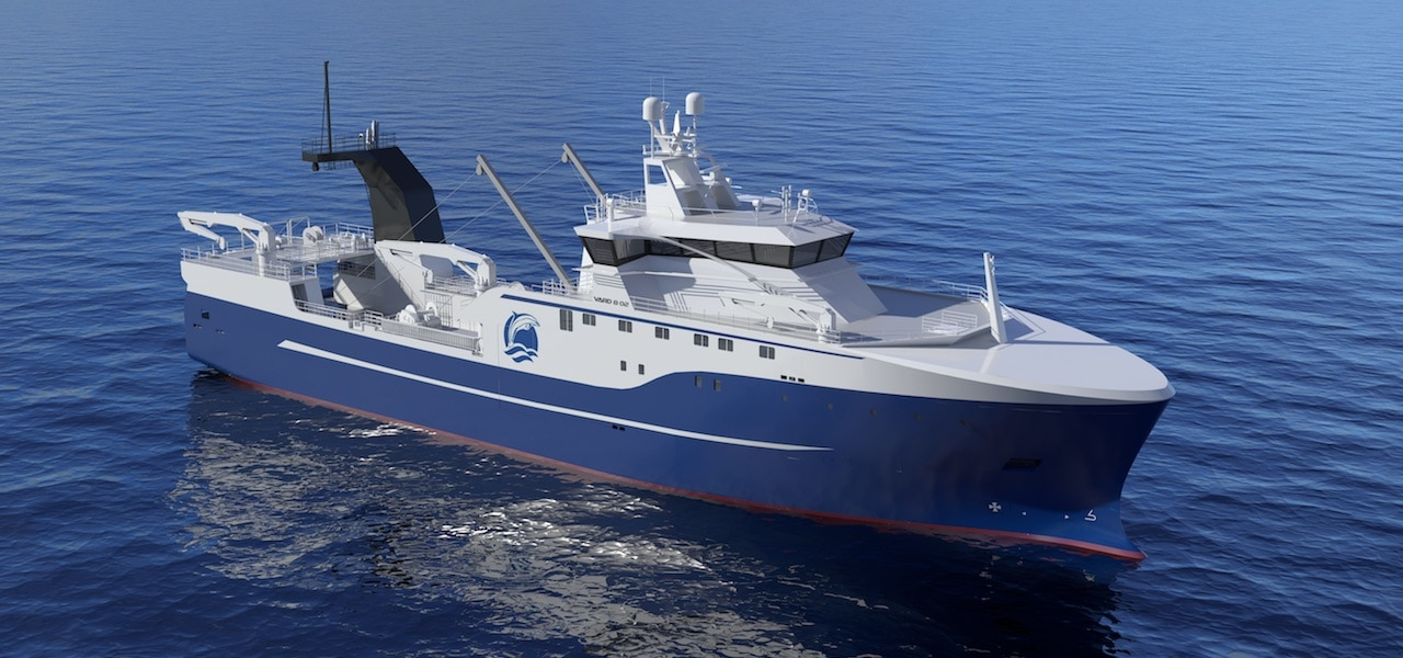 Vard secures trawler contract for Russian Far East