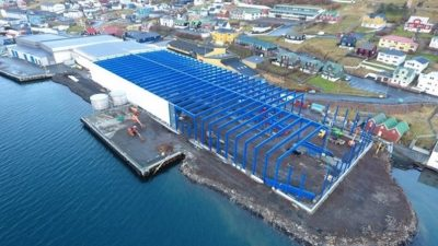 Skaginn 3X picked to build new Varðin Pelagic plant