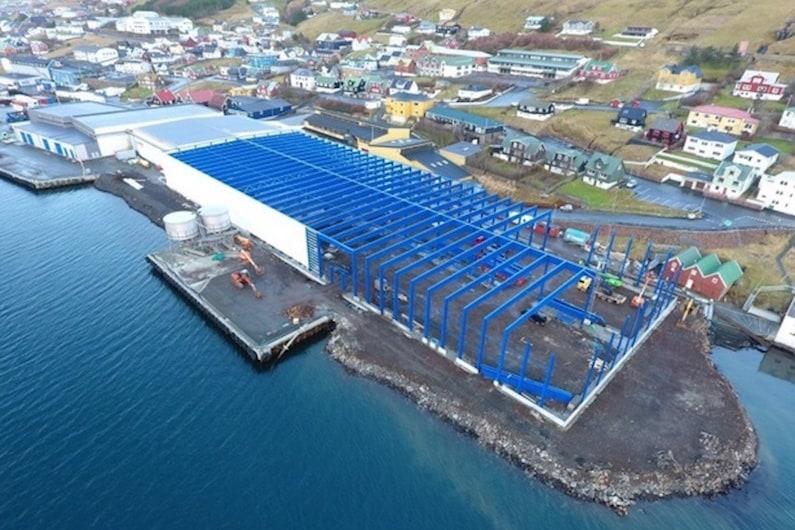 Skaginn 3X picked to build new Varðin Pelagic plant