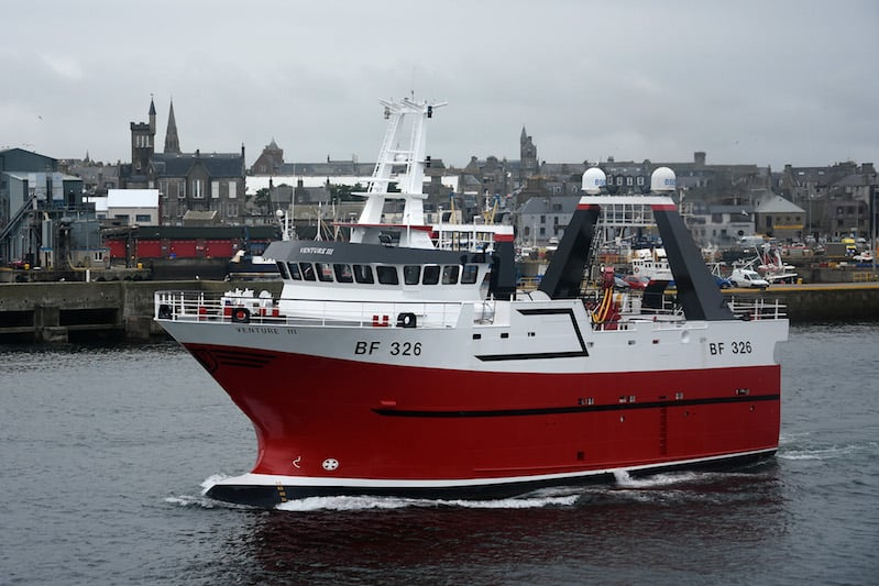 Macduff completes largest new fishing vessel to date