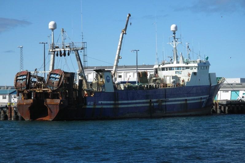 Icelandic fleet on strike – again