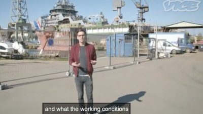 Cash for Kim documentary highlights labour abuses