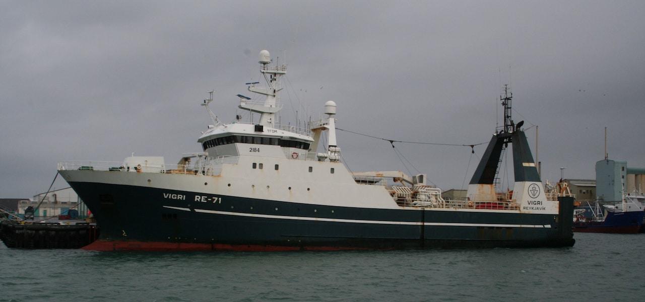 1100 tonne trip for Vigri