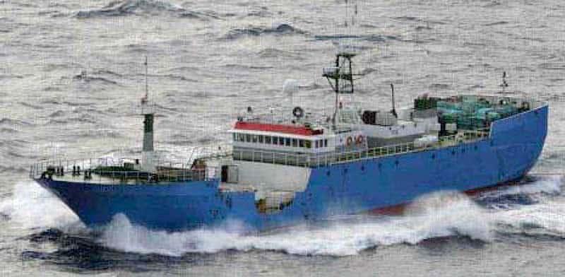 Last toothfish poacher arrested