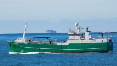 Investment ahead for Grindavík fishing company
