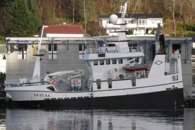 ST 17AA –  Rosenborg – ©FiskerForum - Foto: Volding