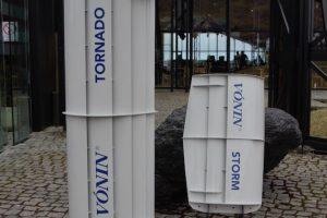 Vónin's Tornado and Storm trawl doors - @ Fiskerforum