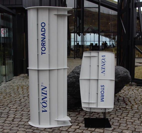 Vónin trawl doors