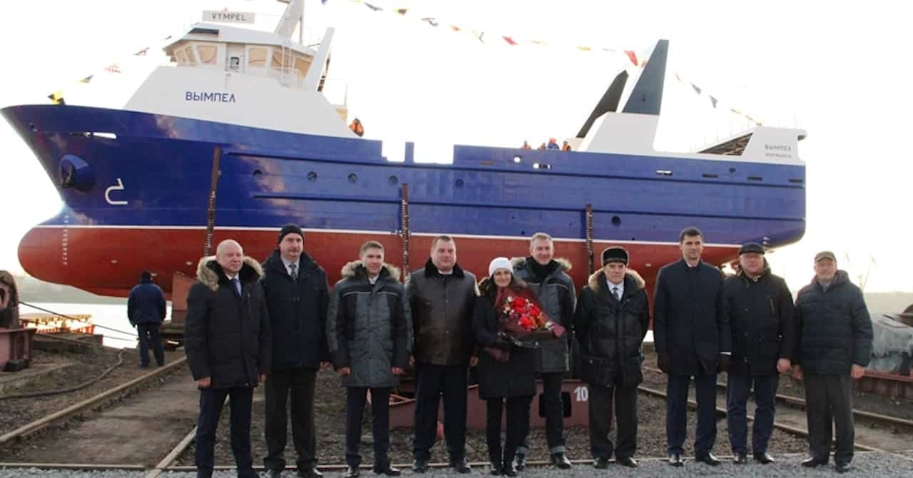 First of coastal series for Murmansk launched