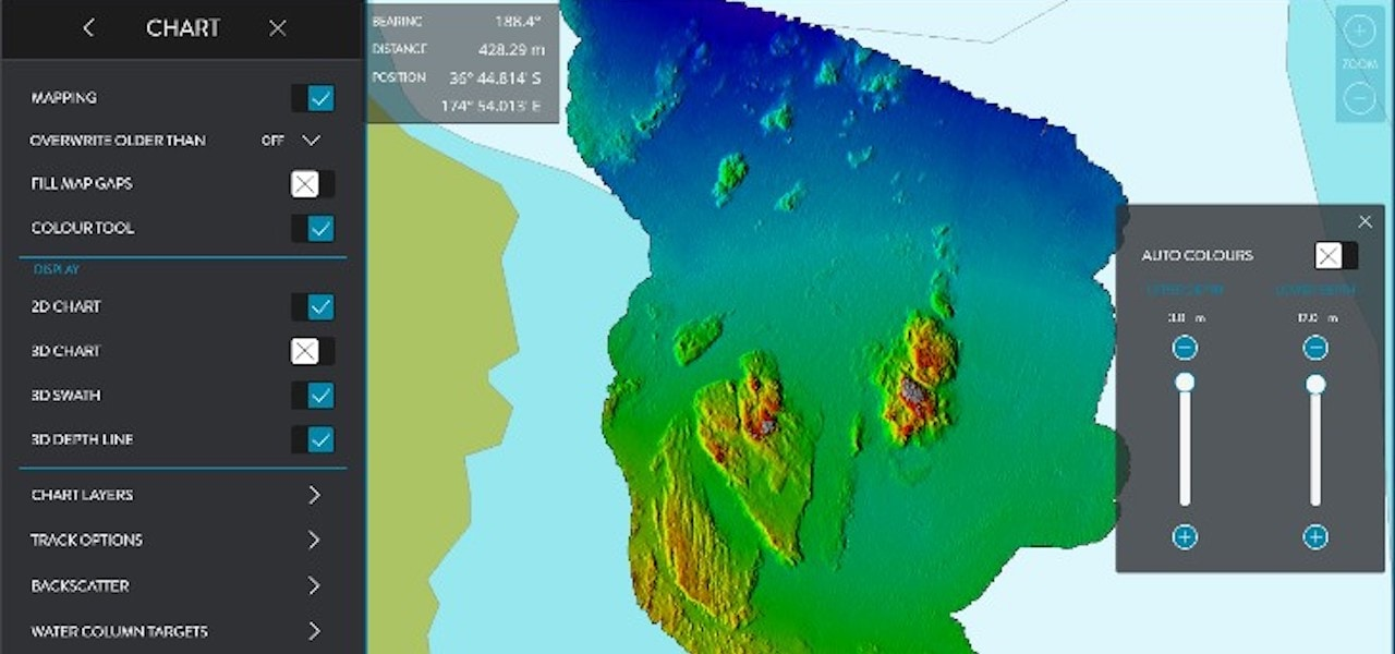 WASSP releases Firmware updates for F3 and F3X Multibeam Sonar