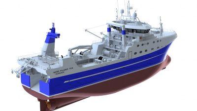 Nord Pilgrim newbuilds choose Wärtsilä propulsion systems
