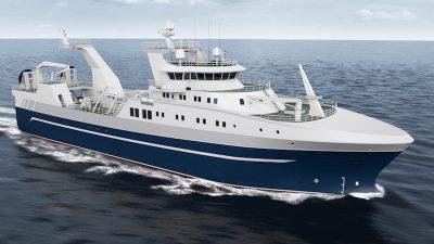 Wärtsilä trawler design offers greater fuel efficiency