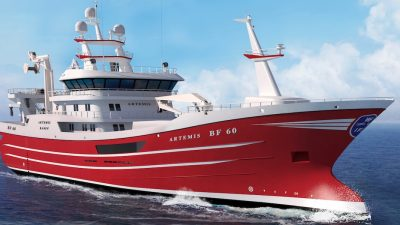 Wärtsilä power for new Scottish pelagic vessel