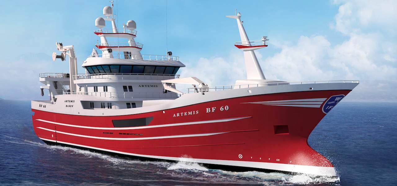 Wärtsilä power for new Scottish pelagic vessel