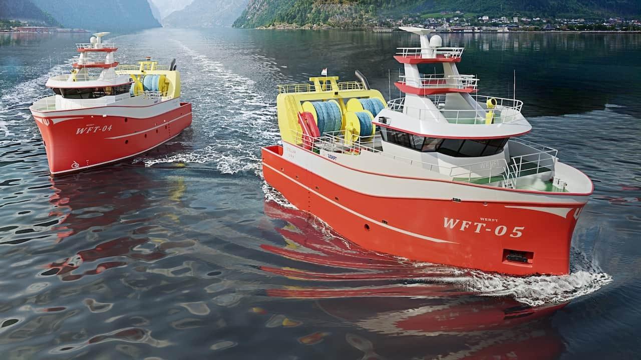 New shipbuilder enters the market