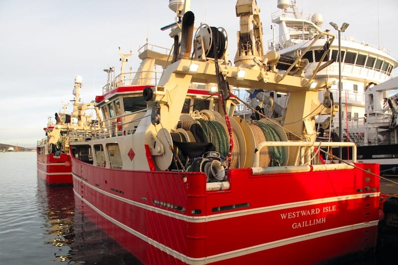 Trawlers over 18m to be excluded from Irish 6-mile zone