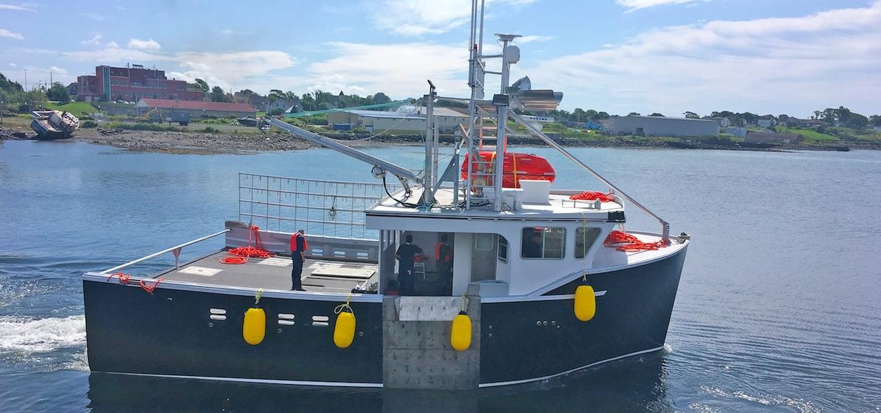 X15-powered lobster fleet