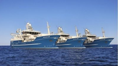 Pelagic newbuilds a first for Russia