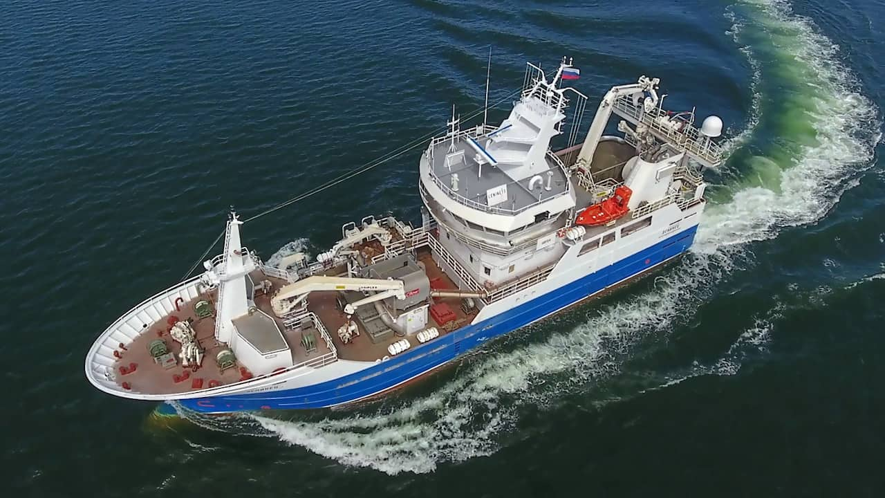 Third multi-purpose fishing vessel ready to head east