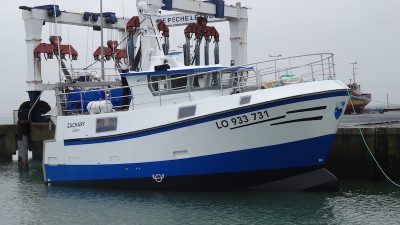 Le Zachary heads for Lorient
