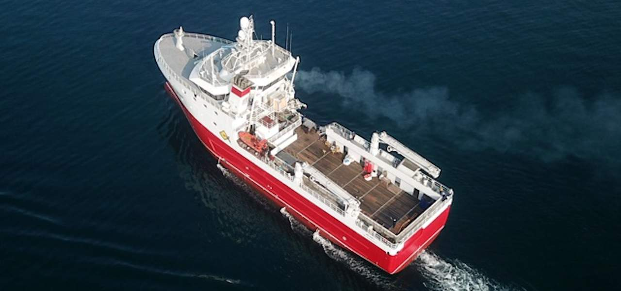 First crabber for Russian company