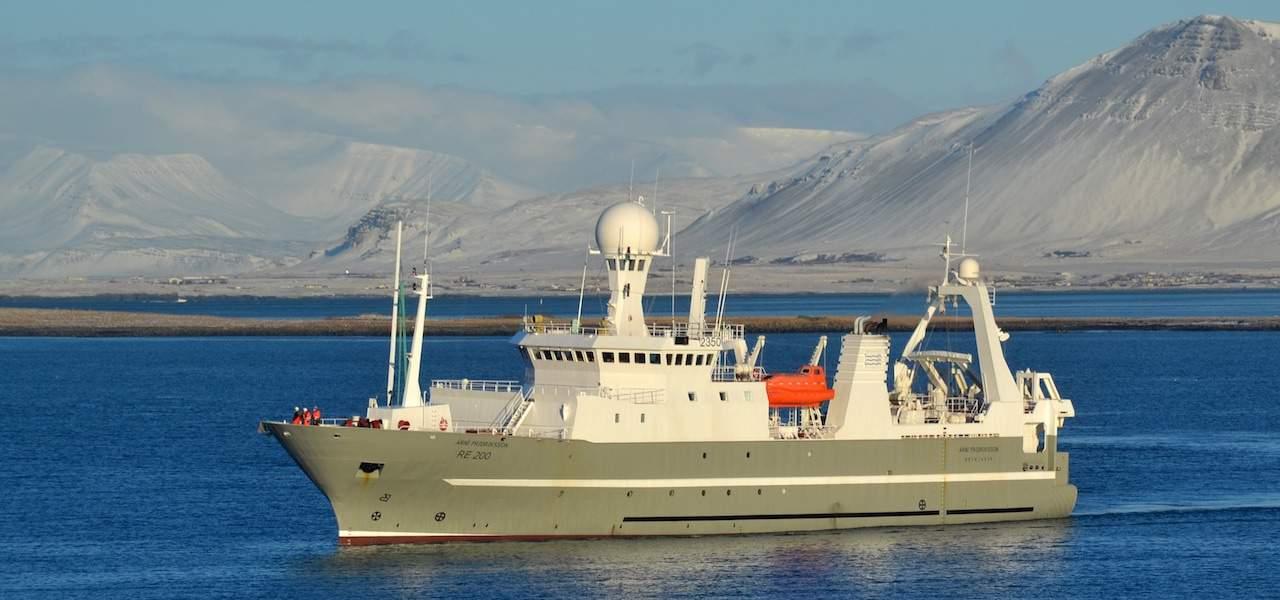 Iceland: zero capelin TAC advised