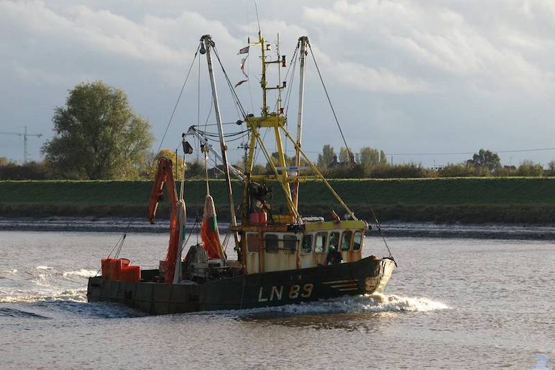 Fined for breaching small fishing vessel rules