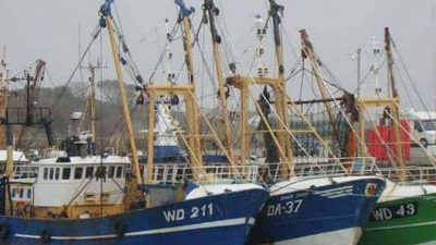 Tie-up scheme announced for sectors of Irish fleet