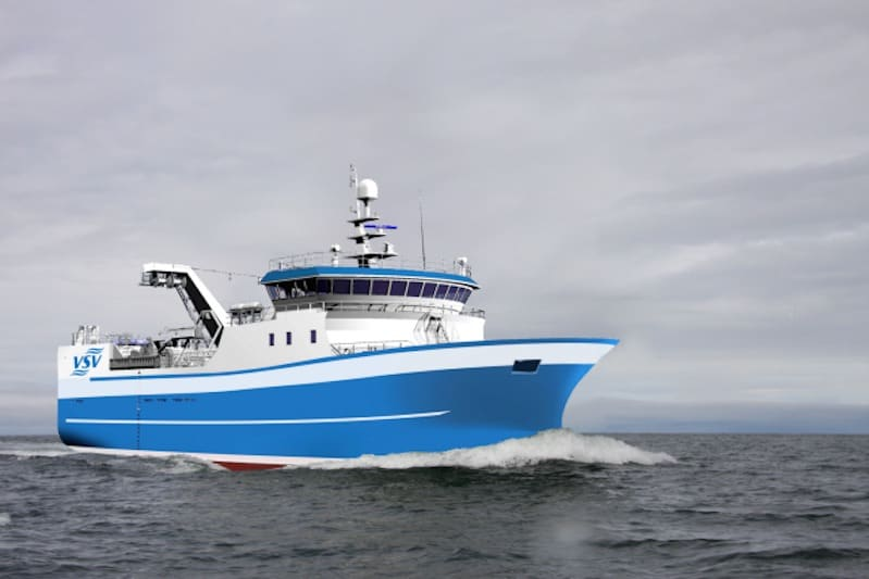 Breki heads for sea trials