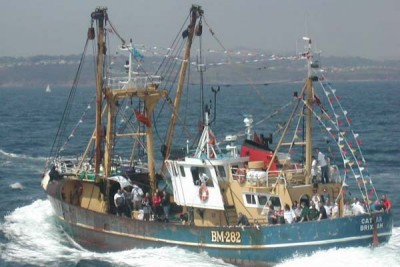 BM 282 –  Catear – ©FiskerForum - Foto: brixham