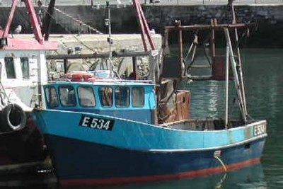 E 534 –  Peace N Plenty – ©FiskerForum - Foto: brixham