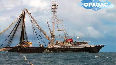OPAGAC announces global standard for tuna fishing at Our Ocean conference