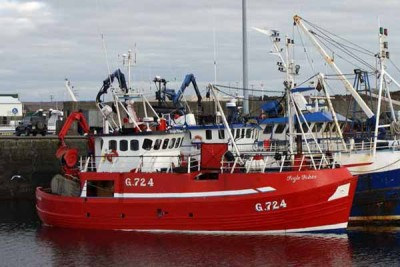 G 724 –  Foyle Fisher – ©FiskerForum - Foto: cailindina