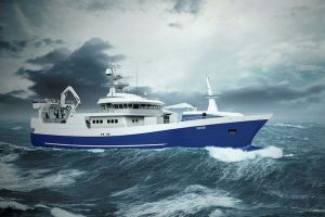 The new Cetus will be 65m with a 14m beam - @ Fiskerforum