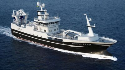 Pelagic newbuilds go electric