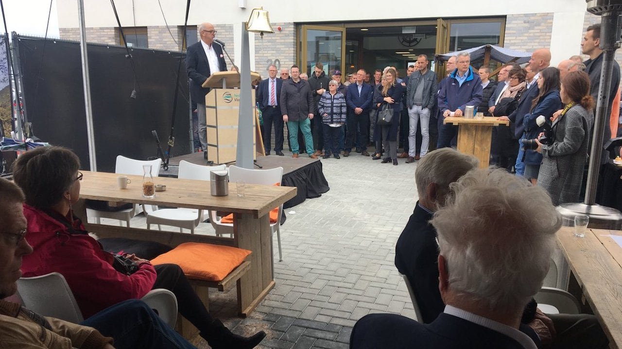 New home for Dutch Fishermen's Association